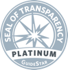 seal of transparency platinum guide star