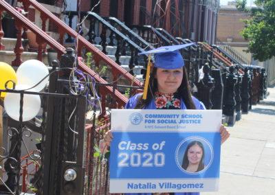 CSSJ Graduation Parade