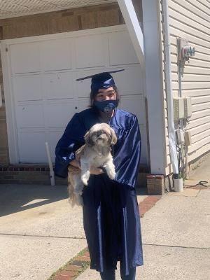 MAELS Graduation Parade