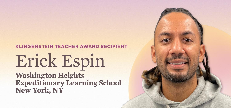 Erick Espin